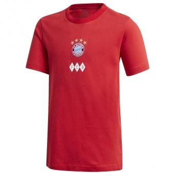 Koszulka adidas FC Bayern TEE FR3960