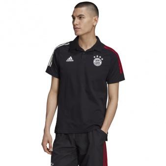 Koszulka Polo adidas FC Bayern FR5341