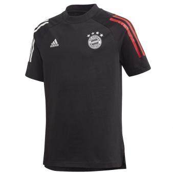 Koszulka adidas FC Bayern Tee Y FR5360