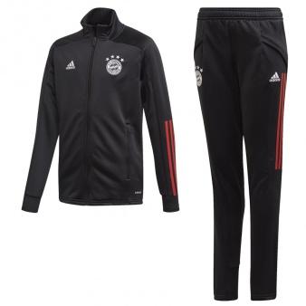 Dres adidas FC Bayern Track Suit Y FR5365