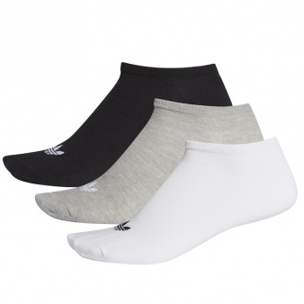 Skarpety adidas Originals Trefoil Liner Socks 3P FT8524