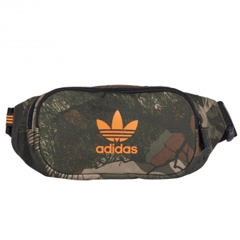 Saszetka biodrowa adidas Originals Camo Waist Bag FT9304