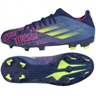 Buty adidas X Speedflow Messi.3 FG J FY6932