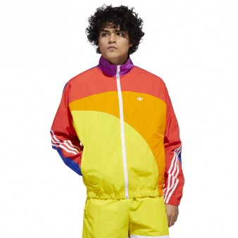 Bluza adidas Originals Pride Off-Centre Jacket GD0955