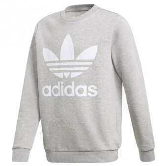 Bluza adidas Originals Trefoil Crew JR GD2709
