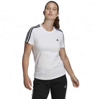 Koszulka adidas Essentials Slim 3-Stripes GL0783
