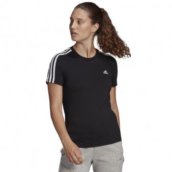 Koszulka adidas Essentials Slim 3-Stripes GL0784