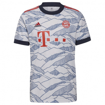 Koszulka adidas FC Bayern 3rd Jersey GM5315