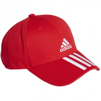 Czapka adidas Baseball 3 Striper Cap Cotton Twill GM6269
