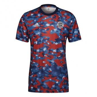 Koszulka adidas FC Bayern Pre-Match Shirt GR0652