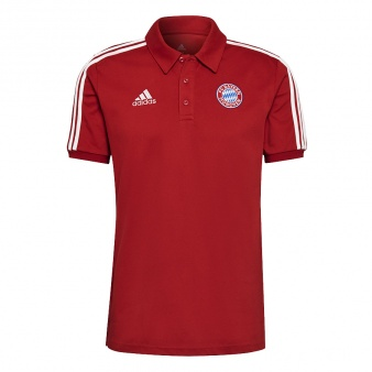 Koszulka adidas FC Bayern 3-Stripes Polo GR0682