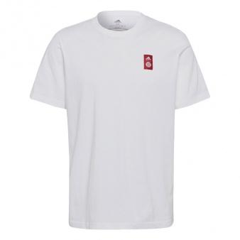 Koszulka adidas FC Bayern Street Tee GR0705