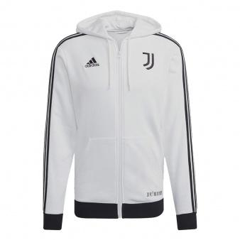 Bluza adidas Juventus 3-Stripes Full Zip Hoody GR2930
