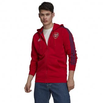 Bluza adidas Arsenal FC 3S Full Zip Hoodie GR4202