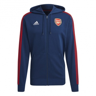 Bluza adidas Arsenal FC 3S Full Zipp Hoodie GR4203