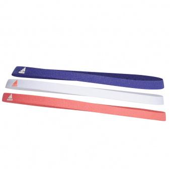Opaska adidas 3 Pack Hairband GS2119