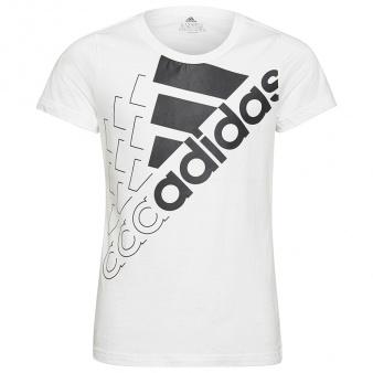 Koszulka adidas Girls Essentials Logo Tee GS2186
