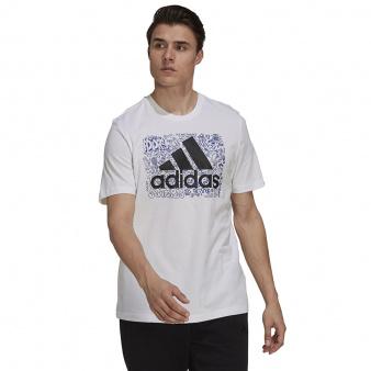 Koszulka adidas Doodle Logo Graphic Tee GS4001