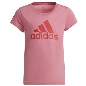 Koszulka adidas Girls Essentials Big Logo Tee GS4294