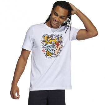 Koszulka adidas Don 3 Tee GT0224