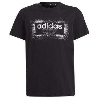 Koszulka adidas GFX Boys Tee 1 GT1412