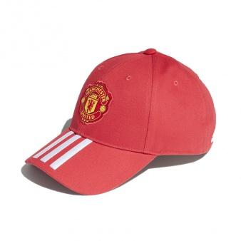 Czapka adidas Manchester United Baseball Cap GU0112