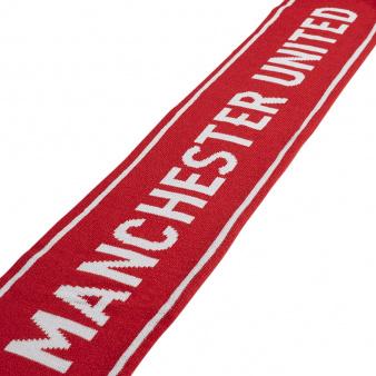 Szal adidas Manchester United SCARF GU0121