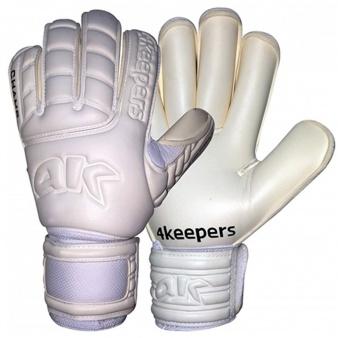 Rękawice 4Keepers Champ League RF III + płyn czyszczący S504671