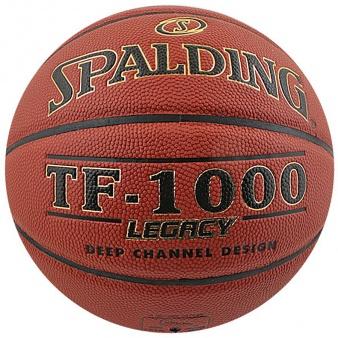 Piłka koszykowa 7 Spalding PlatiniumTF-1000 Legacy