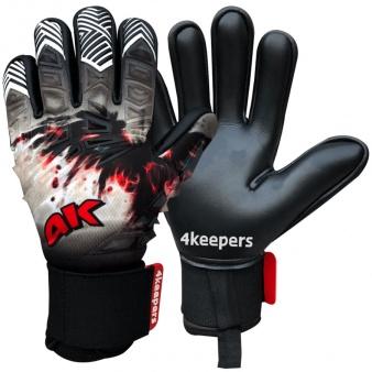 Rękawice 4keepers Evo Marte Negative Cut 8 + płyn czyszczący S558734