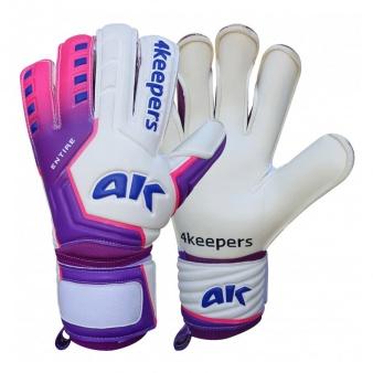 Rękawice 4keepers entire Trust HC 8 + płyn czyszczący S573341