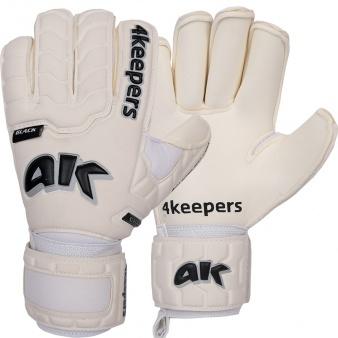 Rękawice 4keepers Champ Black IV RF + płyn czyszczący