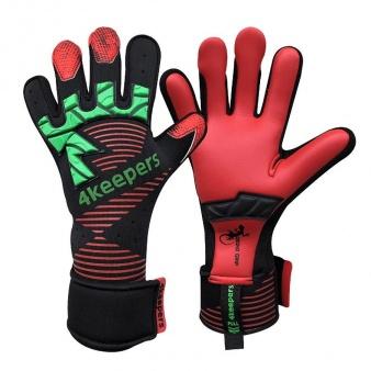 Rękawice 4keepers Gecko Goggia MNC + płyn czyszczący