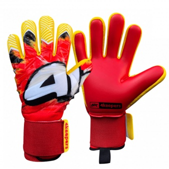 Rękawice 4keepers Evo Rojo NC