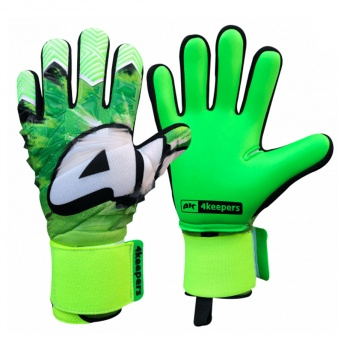 Rękawice 4keepers Evo Verde NC