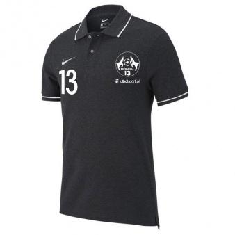 Koszulka Nike Polo Team Club 19 Poznańska 13 S689917