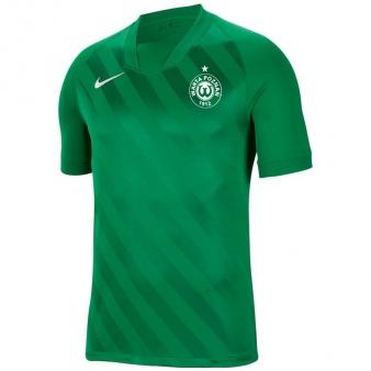 Koszulka meczowa JR Warta Poznań HERB zielona S704994