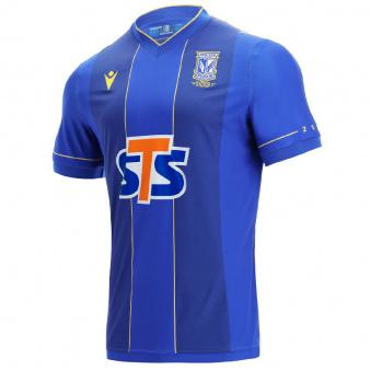 Koszulka Meczowa 2021/2022 Domowa Niebieska M
