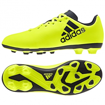 Buty adidas X 17.4 FxG Junior S82404