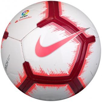 Piłka nożna Nike La Liga Pitch SC3318 100