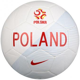 Piłka Nike Poland PNT NK SPRTS SC3578 100