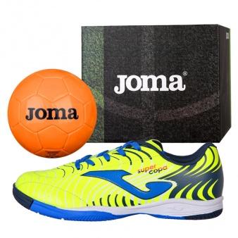 Buty Joma Super Copa JR 2011 IN SCJS.2011.IN + Piłka Gratis