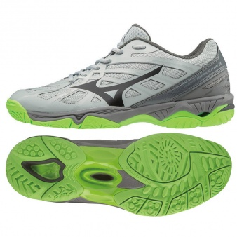 Buty Mizuno Wave Hurricane 3 High V1GA174037