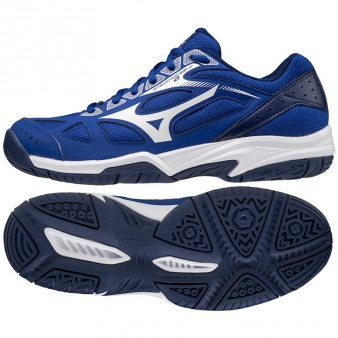 Buty siatkarskie Mizuno Cyclone Speed 2 Junior V1GD191020