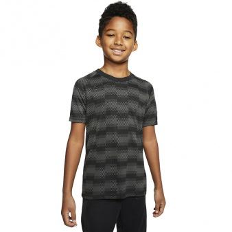 Koszulka Nike B NK Dry ACDPR Top SS GX FP CD1070 010