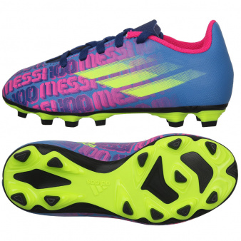 Buty adidas X Speedflow Messi.4 FxG J FY6933