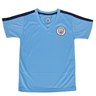 T-shirt Manchester City licencja