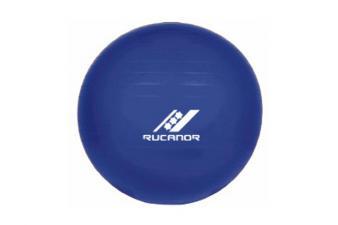 Piłka gimnastyczna Rucanor 90 cm z pompką