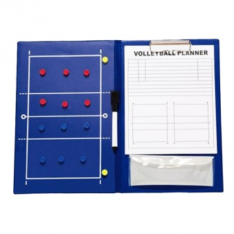 Tablica taktyczna piłka siatkowa Rucanor