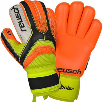 Rękawice bramkarskie Reusch Re:pulse Prime S1 Roll Finger 36 70 205 767